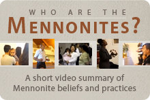 Conservative Mennonite Conference - A short video summary describing the Mennonites